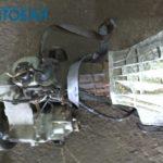 МКПП 5 ст. в сборе с РКПП на Lend Rover Rang Rover 1997 г., ДВС М51 отгружена в г. Актау через ТК КИТ (экспедиторская расписка № 0017384966)