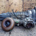 АКПП EYK 4WD на Audi Allroad отгружена в г. Братск (РФ) через ТК КИТ (экспедиторская расписка № 0050226370)