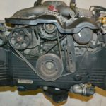 ДВС EJ20 (EJ204) на Subaru Impreza 2006 г. отгружен в г. Астана через ТК КИТ (экспедиторская расписка № 0017033889)