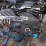ДВС 6G72 Twin Turbo на ММС GT3000 GTO 1992 г. отгружен в г. Караганду через ТК КИТ (экспедиторская расписка № НВ9КГД0012660139)