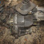 МКПП 5 ст. 4WD на ММС Mitsubishi Pajero Pinin 2000 г. отгружена в г. Уральск через ТК КИТ (экспедиторская расписка № 1100074029)